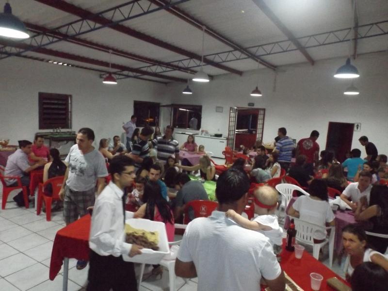 Confraternização Verdes Vales Dom Pedrito e Bagé.