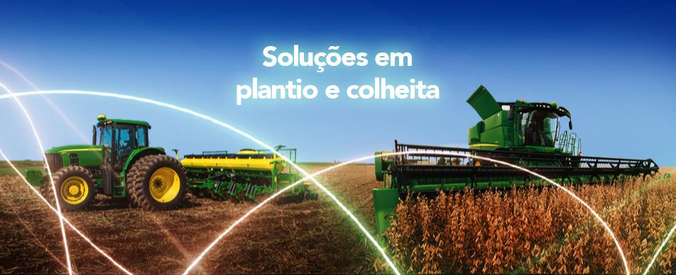 soluções plantio e colheita